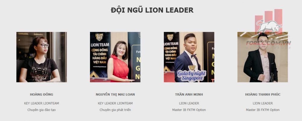 Lion Team Forex là gì? Lion Team lừa đảo hay uy tín?