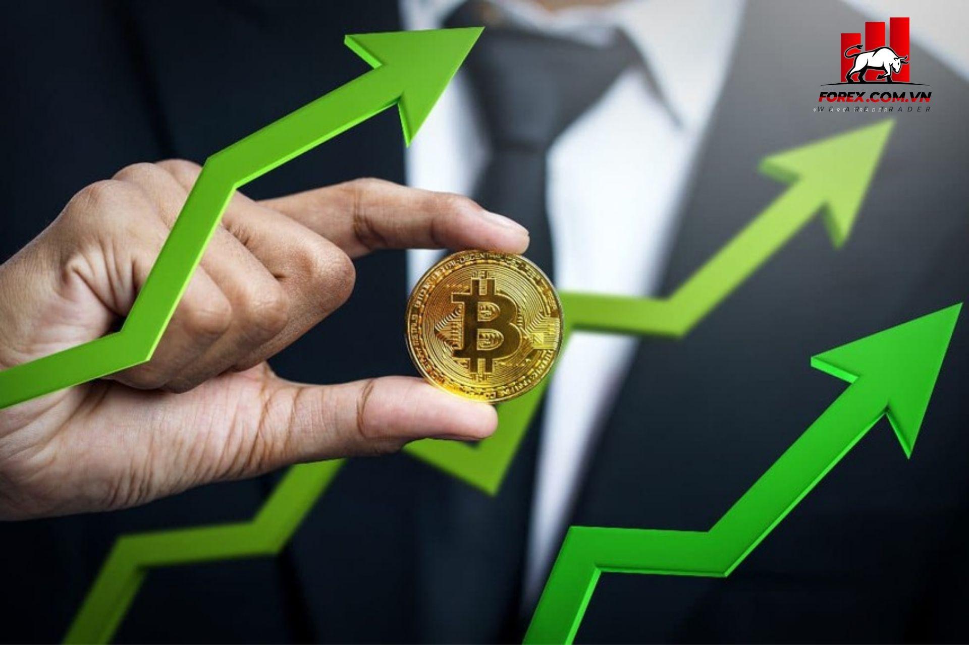 Bitcoin tăng vọt lên 17.868 đô la