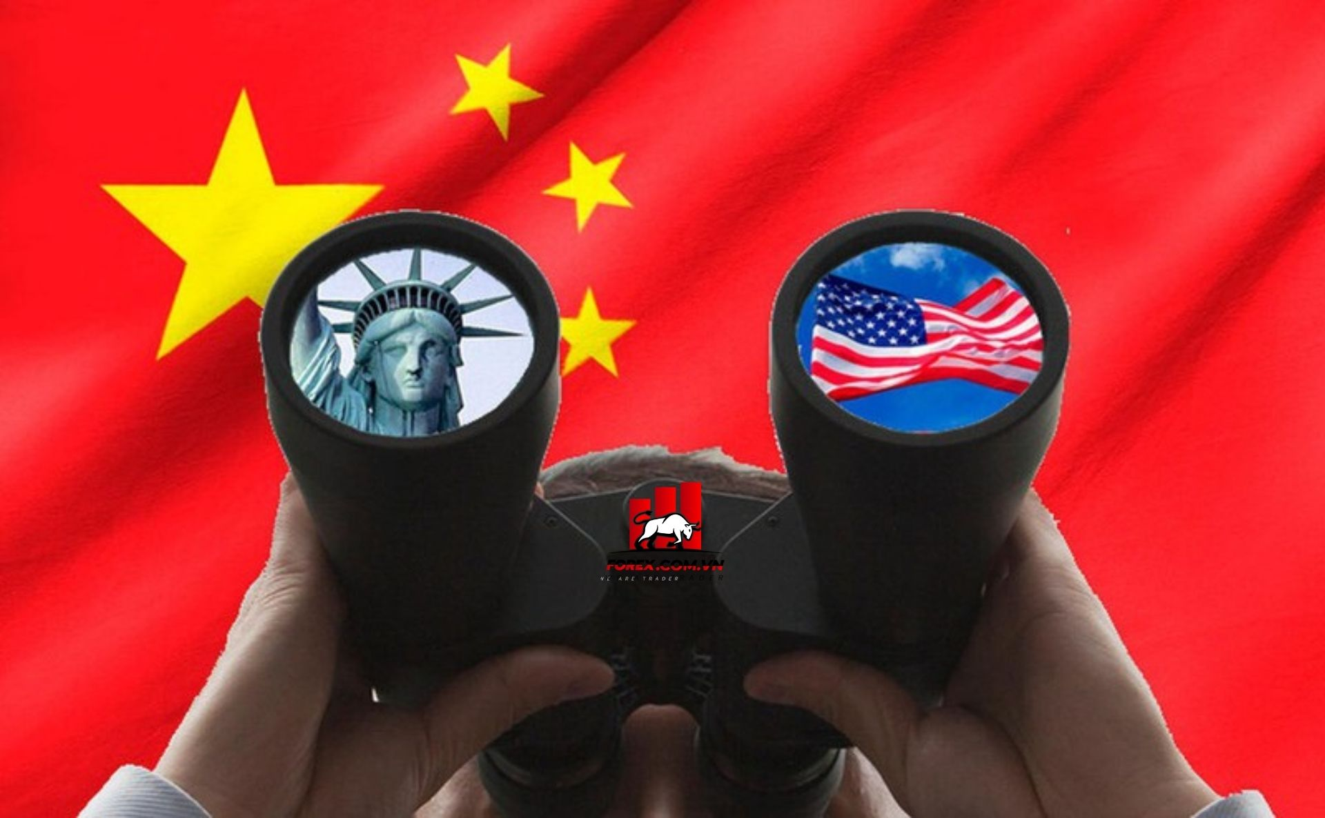Chính quyền Tổng thống Trump đã đưa ra lệnh hành pháp cấm Mỹ đầu tư vào các công ty Trung Quốc