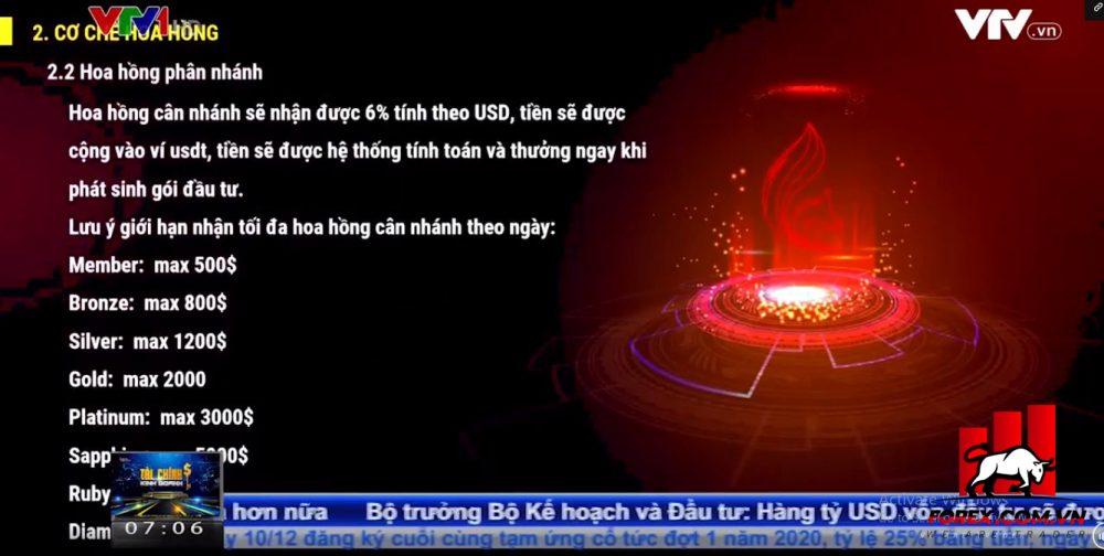 Cơ chế hoa hồng của Liber Forex