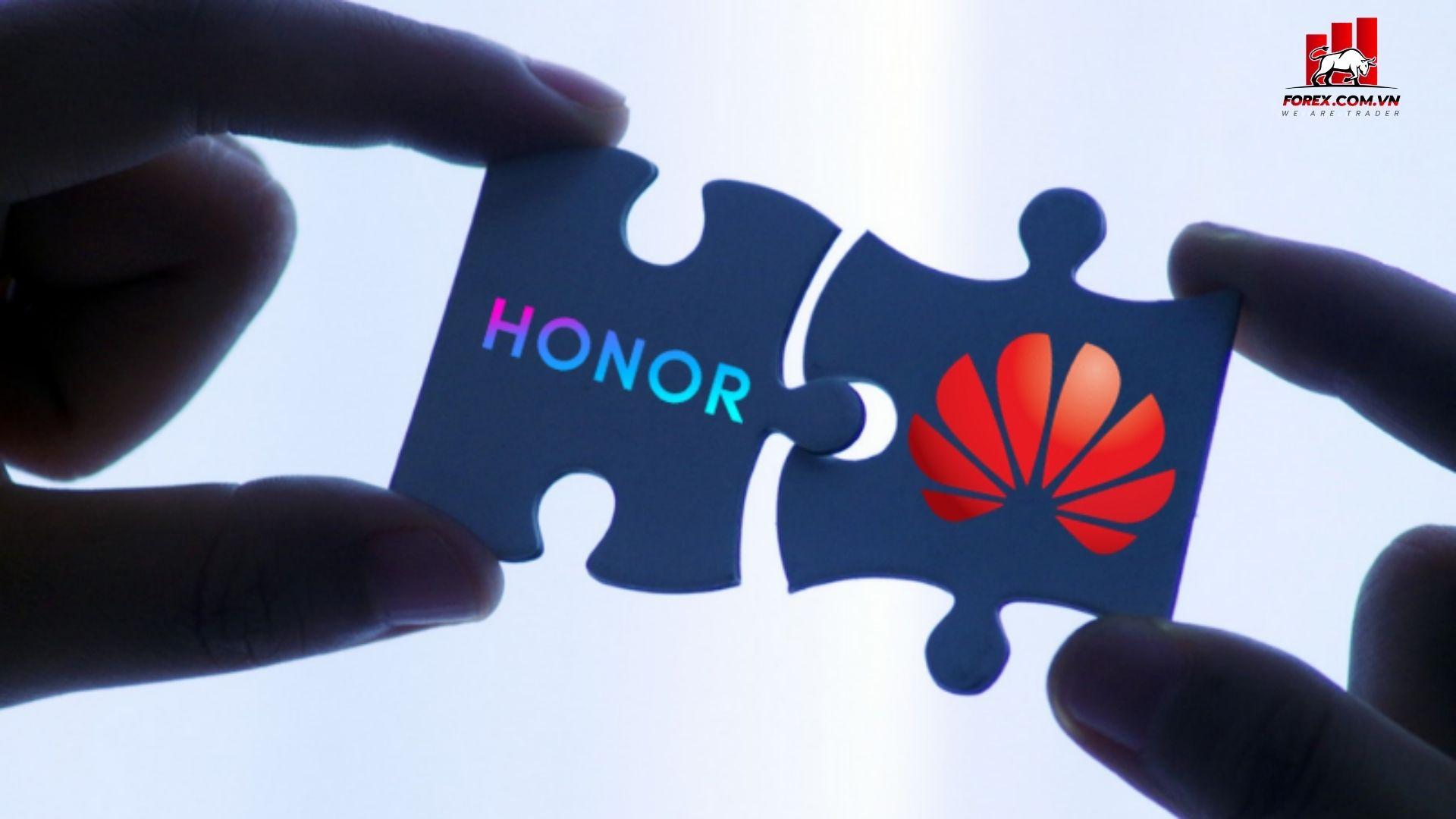 Tập đoàn Huawei bán Honor