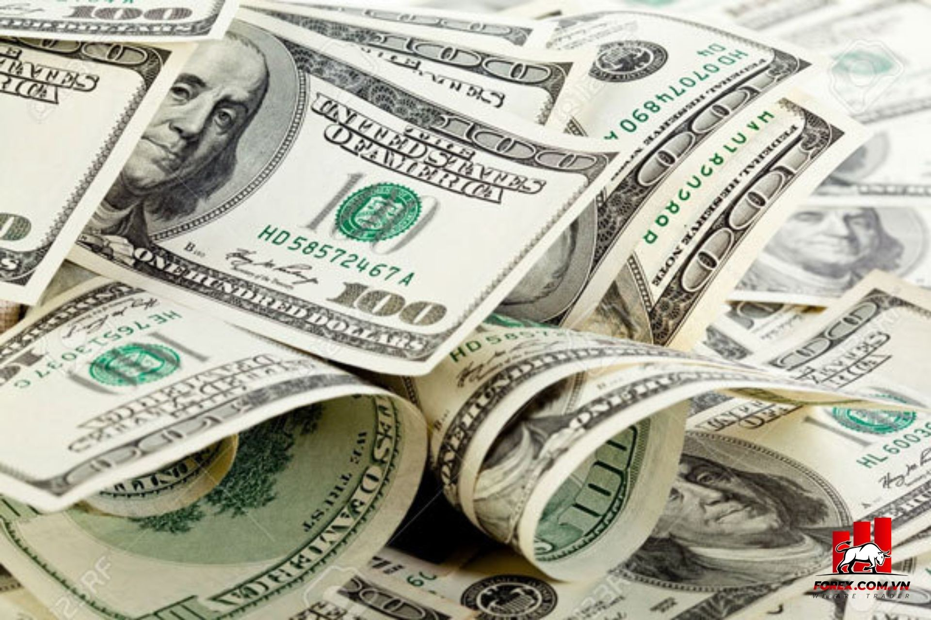 Đồng đô la Mỹ trong tình trạng lấp lửng vào thứ 2
