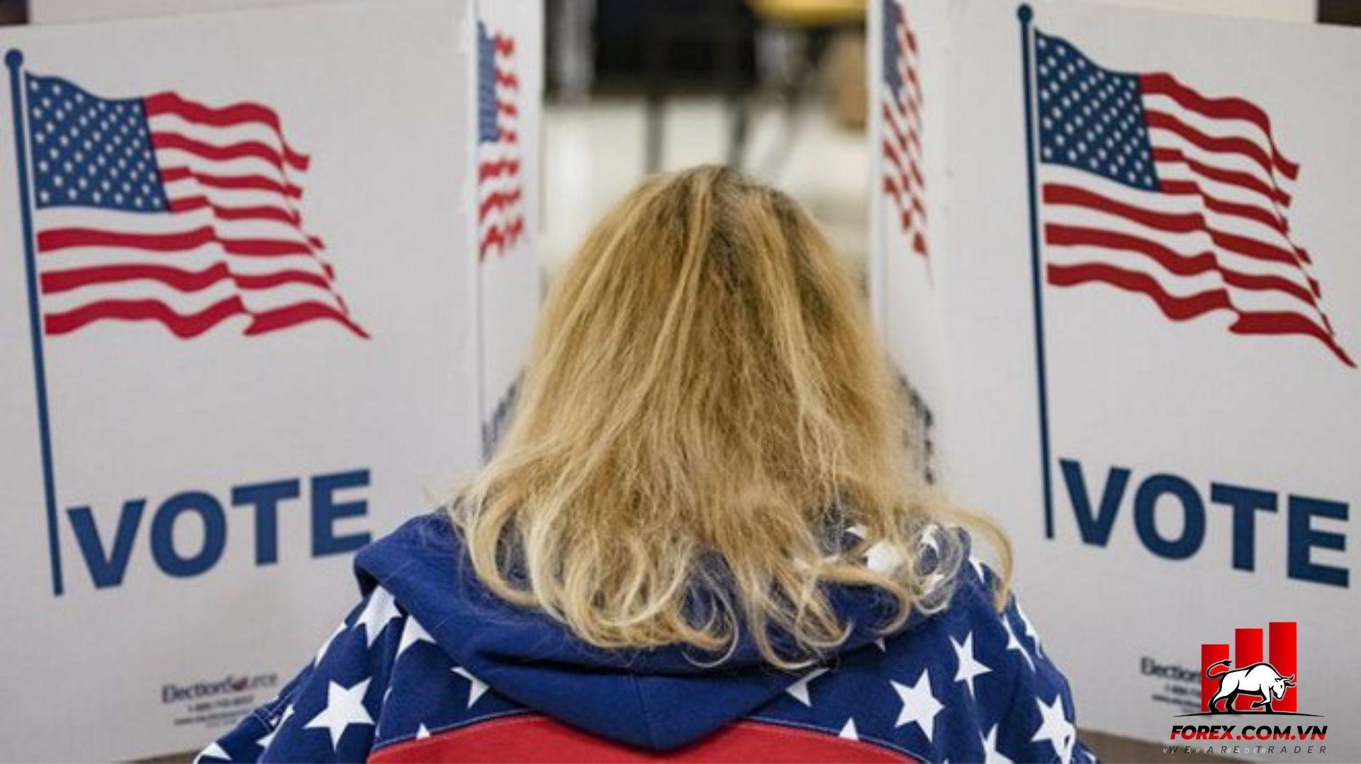 cuộc đua tranh cử bầu cử tổng thống mỹ 2020