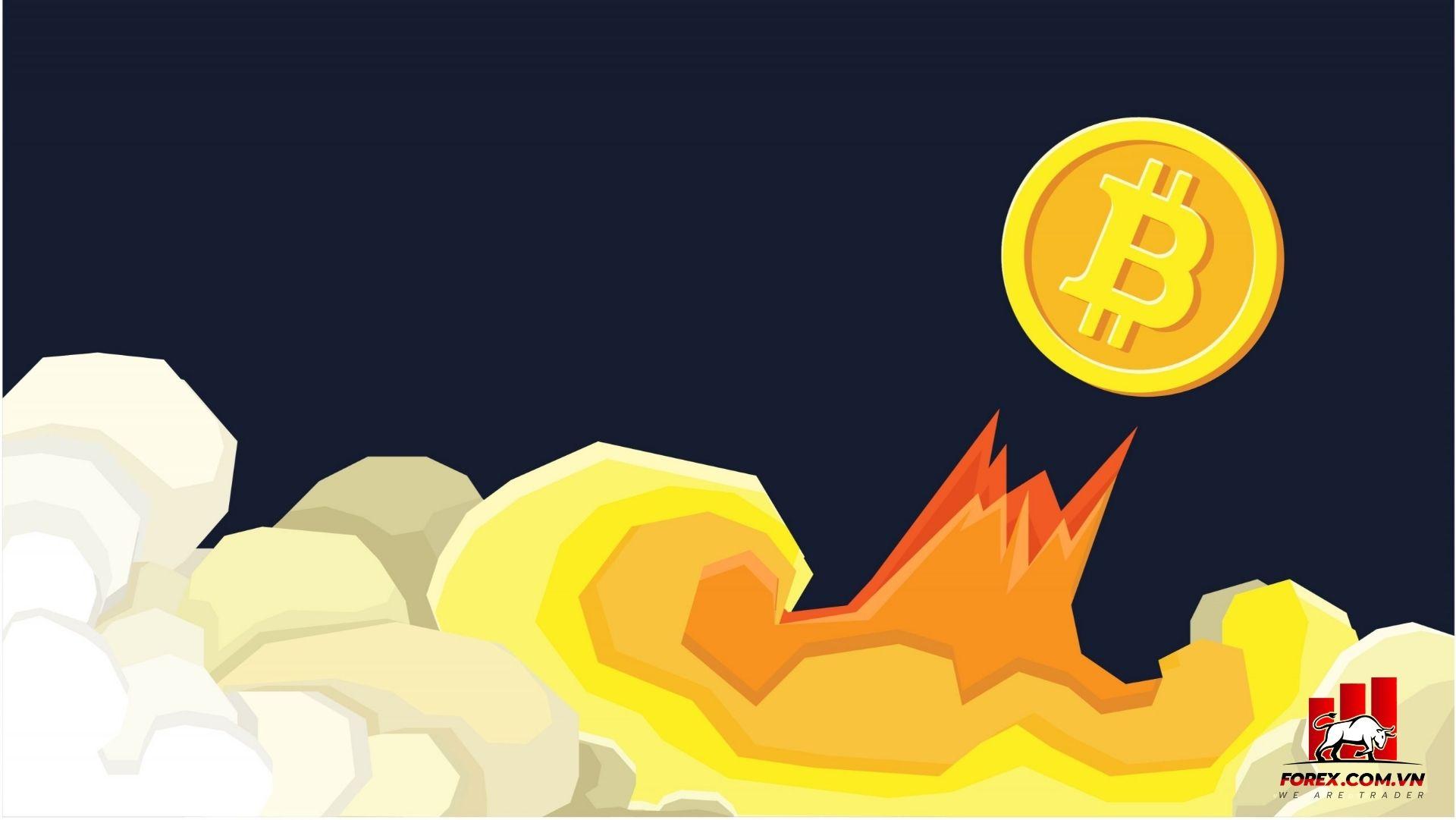 nhiều nhà đầu tư đánh giá đặt cược giá bitcoin tăng 5 lần là điên rồ