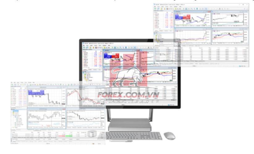 Nền tảng và công cụ sàn Alpari Forex