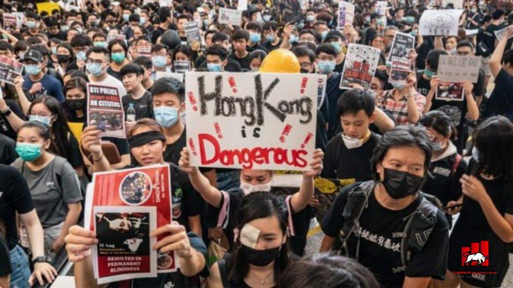 các biện pháp trừng phạt các quan chức Trung Quốc về cuộc đàn áp ở Hồng Kông sẽ được Mỹ triển khai sớm nhất trong ngày 7/12