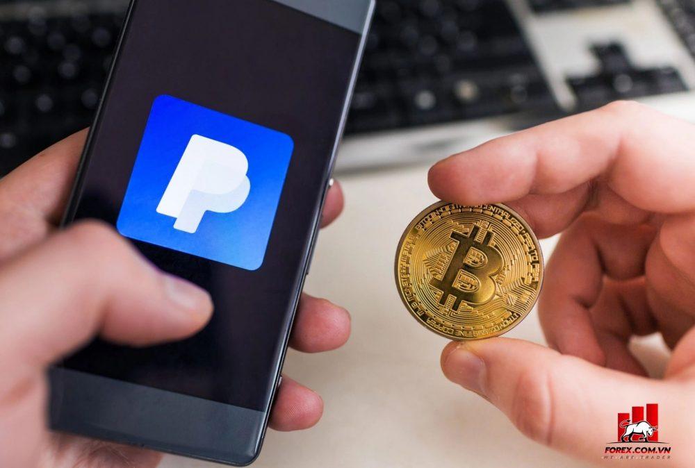 paypal cho phép khách hàng sử dụng bitcoin