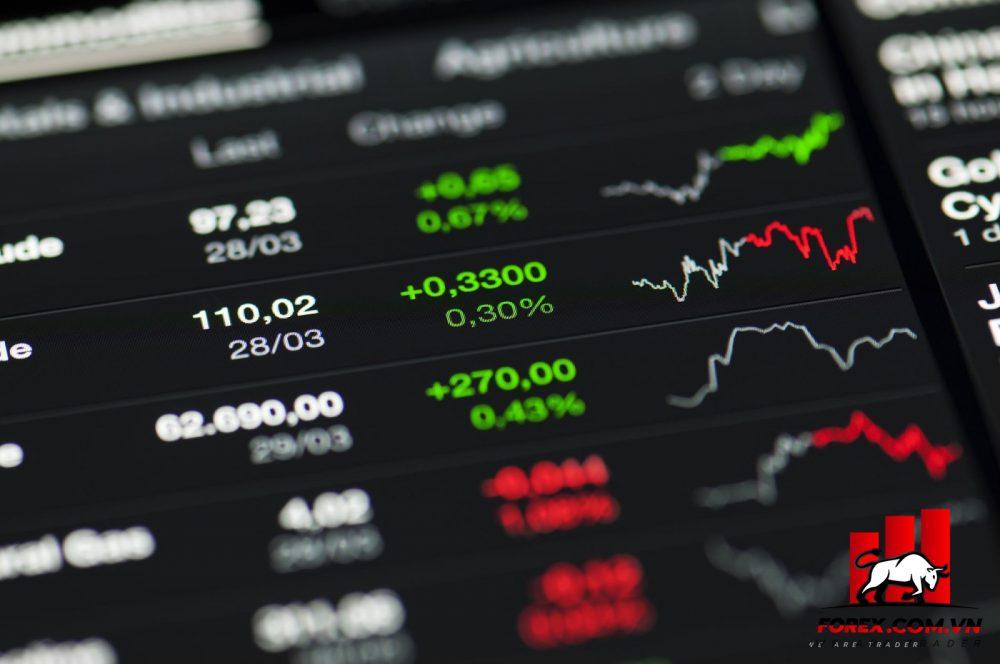 1. Sở giao dịch chứng khoán New York (NYSE)