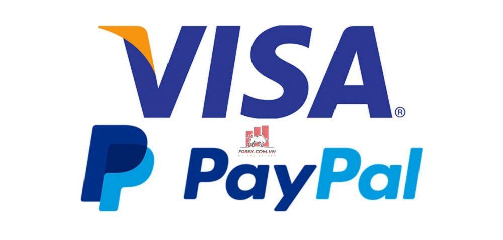 visa va paypal cho thanh toan bang bitcoin