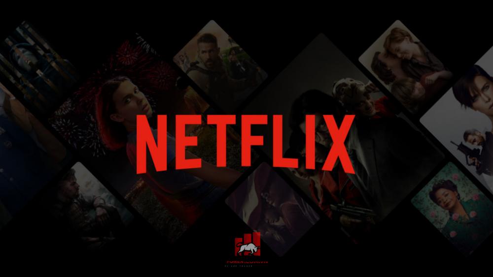 Cổ phiếu Netflix tăng vọt