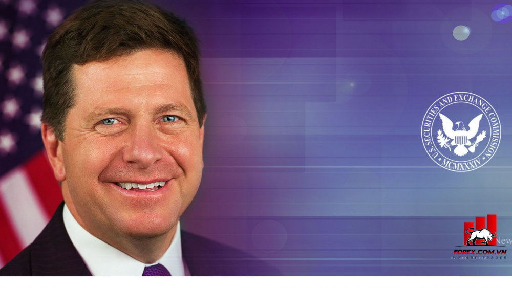 Clayton - Chủ tịch SEC đương nhiệm