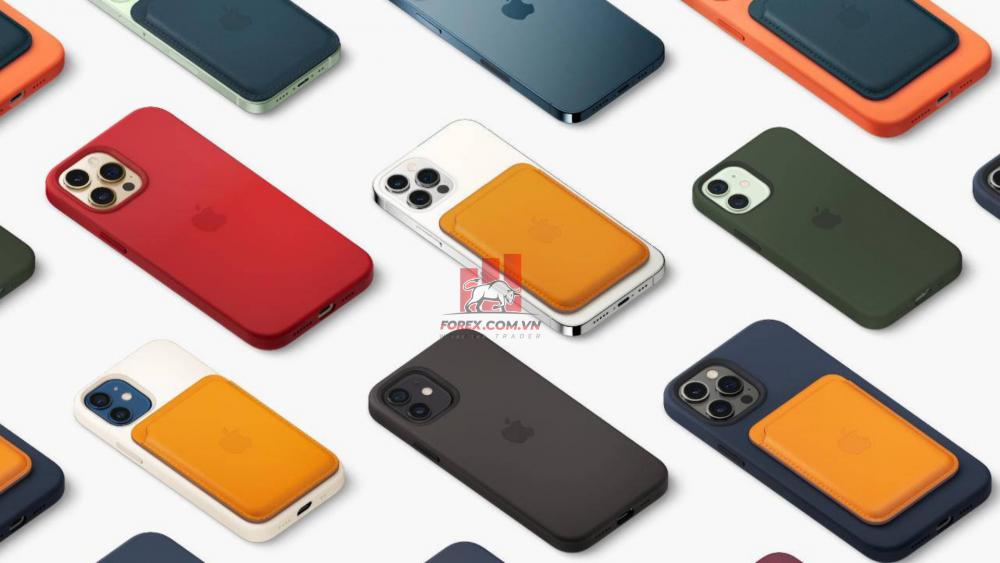iPhone 12 và các phụ kiện MagSafe