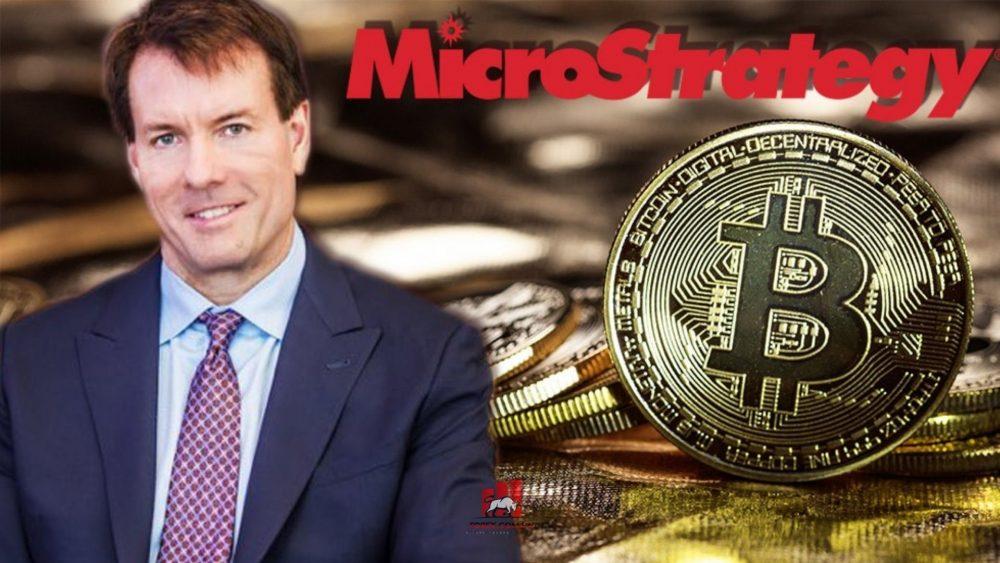 MicroStrategy là công ty nắm giữ lượng bitcoin lớn nhất hiện nay