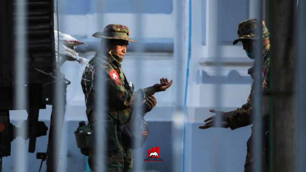 Quân đội Myanmar đảo chính giành chính quyền