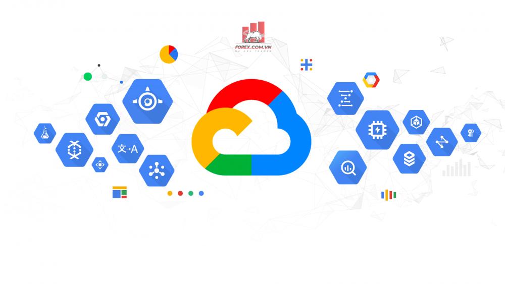công bố lợi nhuận google cloud của Alphabet