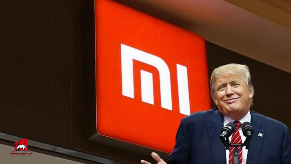 Chính quyền Trump đưa Xiaomi vào danh sách đen thương mại