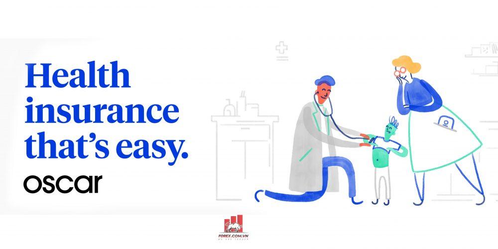 Oscar Health Inc là một công ty bảo hiểm sức khỏe
