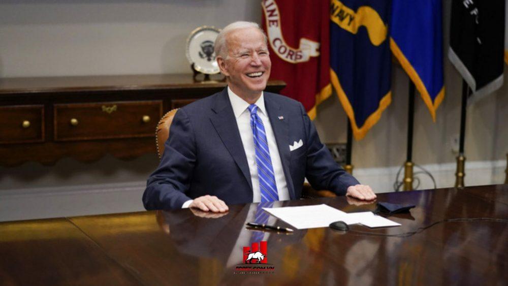 Tổng thống Joe Biden có kế hoạch ký đạo luật kích thích vào 12_3