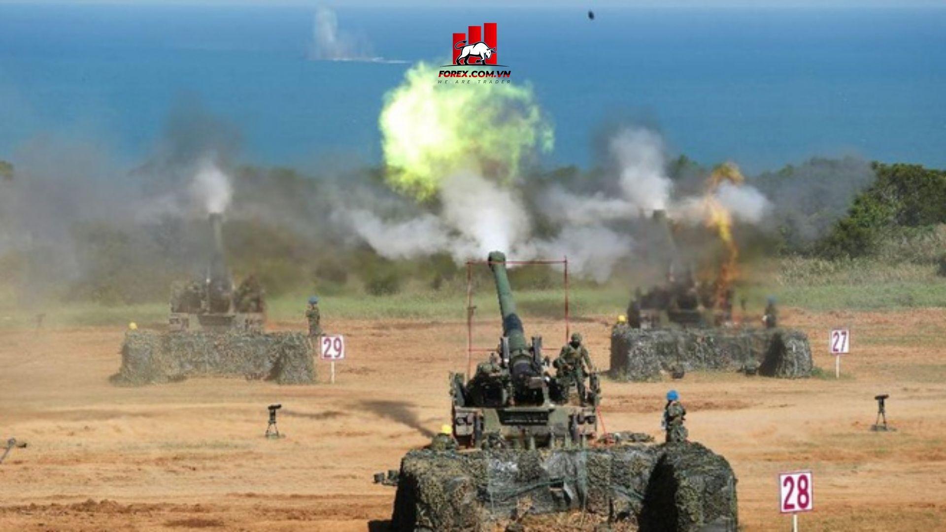 Đài Loan tập trận chuẩn bị trước các động thái của Trung Quốc