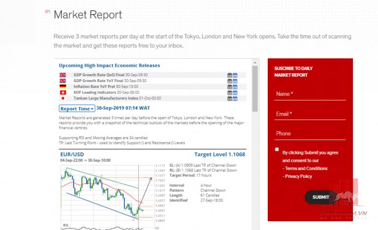Báo cáo thị trường Rakuten