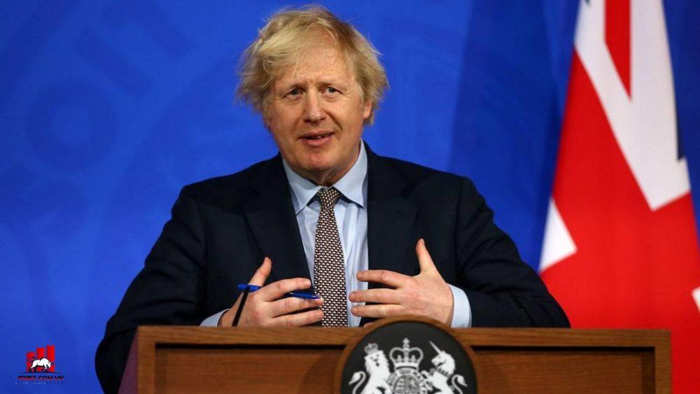 Thủ tướng Boris Johnson cho biết việc mở cửa nền kinh tế trở lại là một _bước quan trọng_