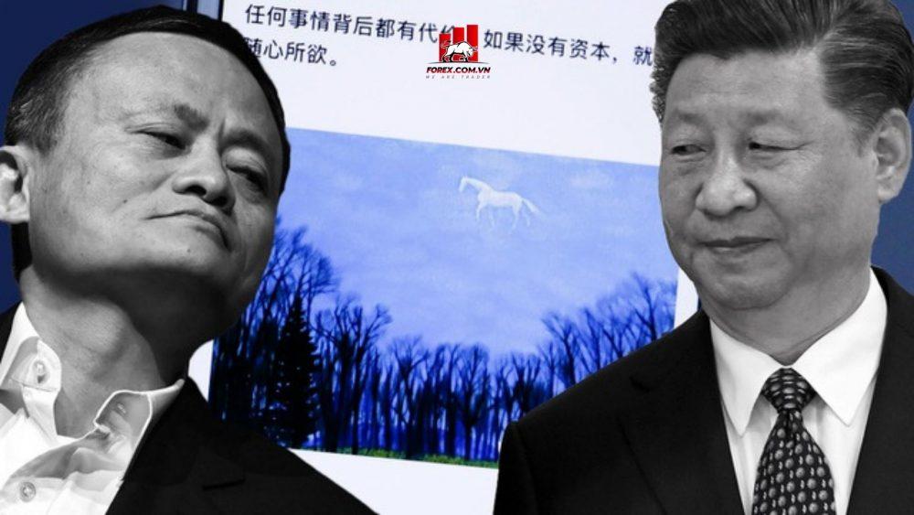 Trung Quốc đã áp đặt một cuộc tái cơ cấu sâu rộng đối với Ant Group của Jack Ma
