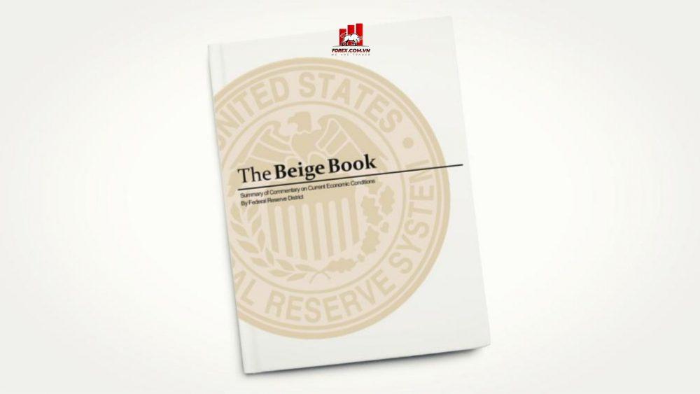 dữ liệu kinh tế Mỹ phát hành Beige Book