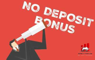 Bonus không cần ký quỹ