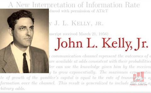 Công thức Kelly ra đời như thế nào?