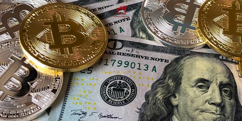 gia bitcoin va usd