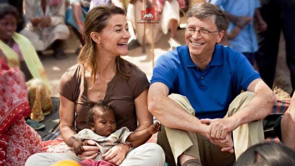 vợ chồng Bill Gates vẫn cùng nhau điều hành quỹ từ thiện sau ly hôn