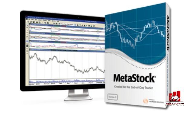 Phần mềm phân tích chứng khoán MetaStock