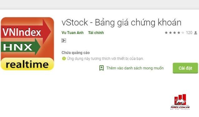 Phần mềm vStock
