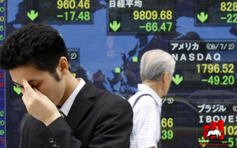 Chứng khoán châu Á giảm do lo lắng về lạm phát Mỹ tăng 1