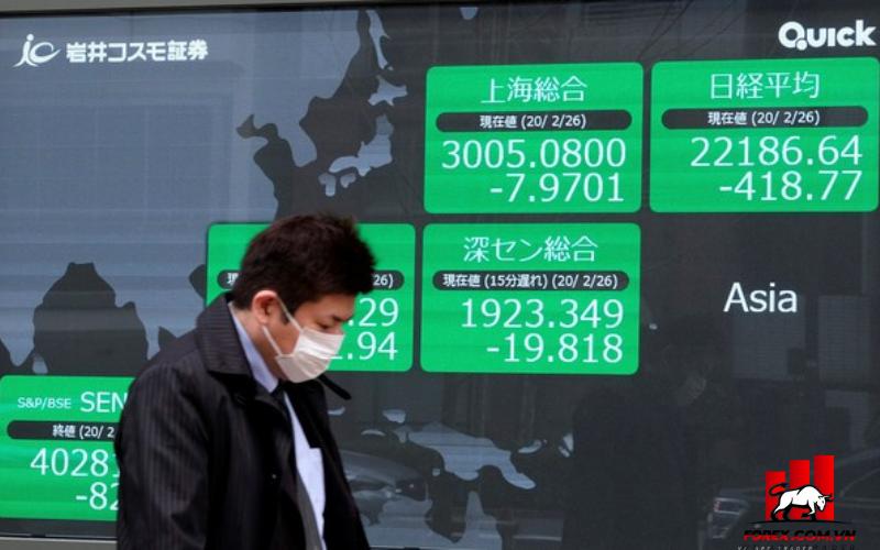 Chứng khoán châu Á tăng giảm nhẹ nhưng trở ngại vẫn còn ở phía trước 1