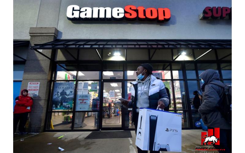 GameStop, AMC đồng loạt giảm cho thấy động lượng cổ phiếu meme đang mất dần 1
