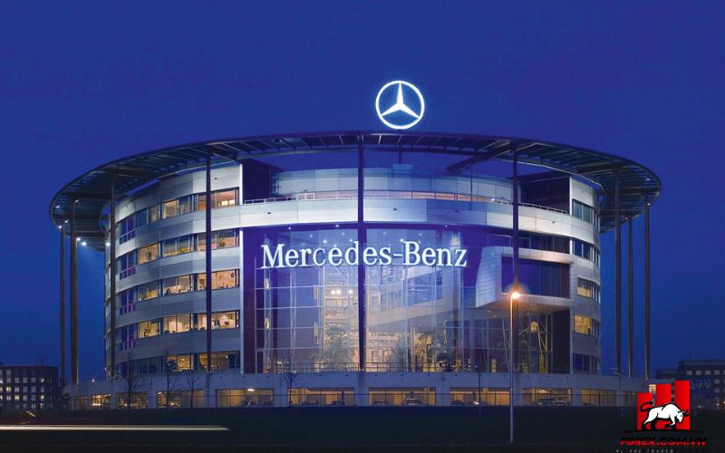 Mercedes-Benz tăng tốc trong cuộc đua ô tô điện với Tesla 1