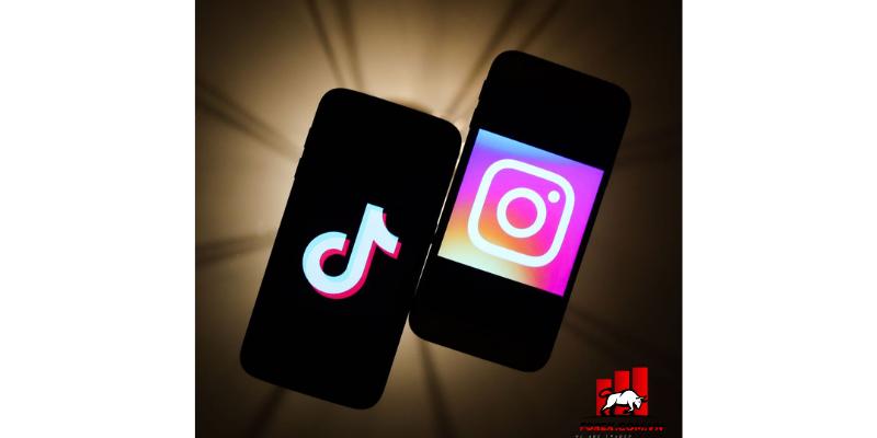 TikTok và Instagram tiến gần đến cuộc chiến với những ông lớn truyền hình 1