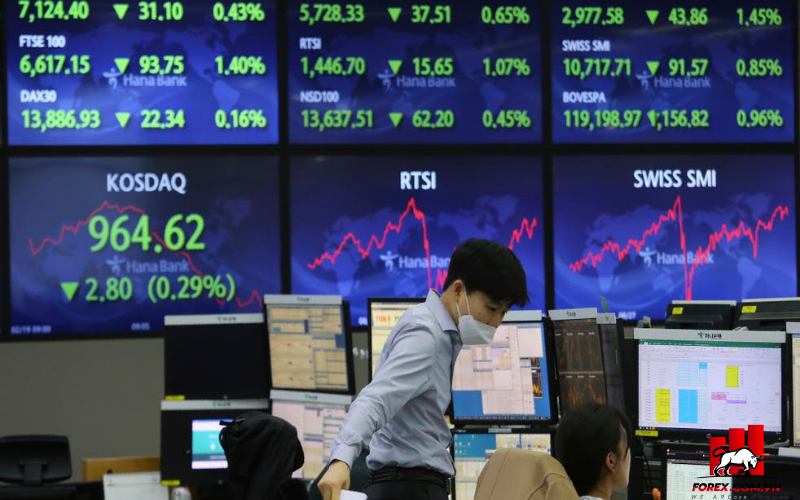 Chứng khoán châu Á khởi đầu thận trọng, theo dõi dữ liệu Trung Quốc 1