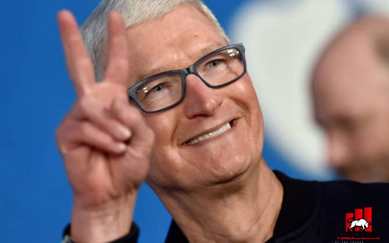 Tim Cook nhận hơn 5 triệu cổ phiếu Apple trị giá 750 triệu USD 1