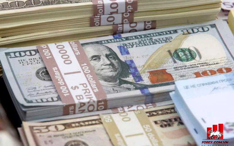 Đồng USD tăng trong bối cảnh lợi suất trái phiếu tăng, thận trọng trước cuộc họp của ECB 1