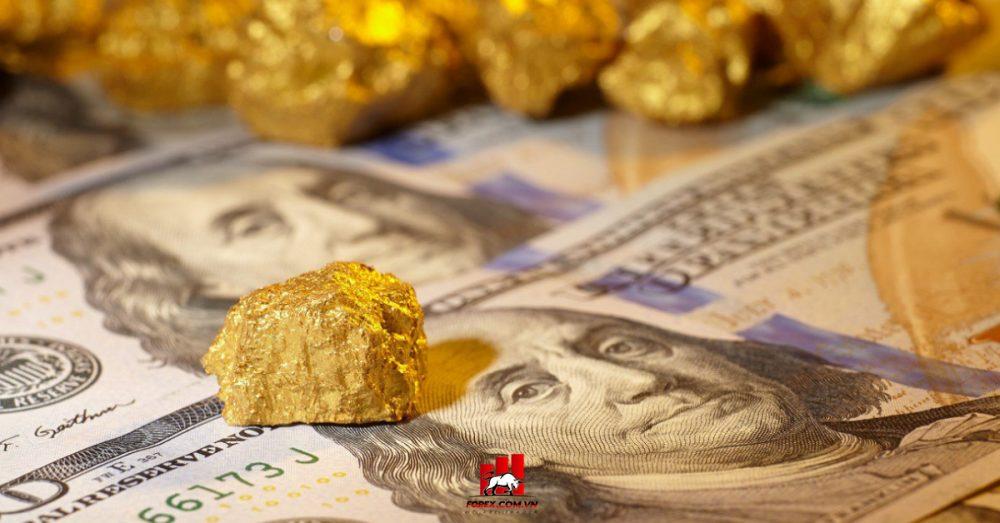 Lý giải về mối quan hệ giữa vàng và USD