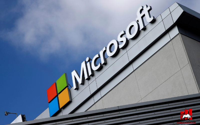Cổ phiếu Microsoft tăng sau chương trình mua lại 60 tỷ USD 1