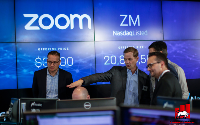 Cổ phiếu Zoom giảm 17% khi tăng trưởng đang chậm lại 1