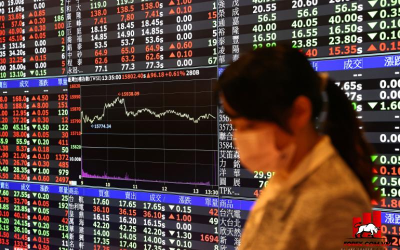 Chứng khoán châu Á giảm điểm do lo ngại tăng trưởng toàn cầu chậm lại 1