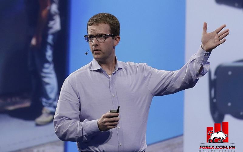 Giám đốc công nghệ của Facebook từ chức 1