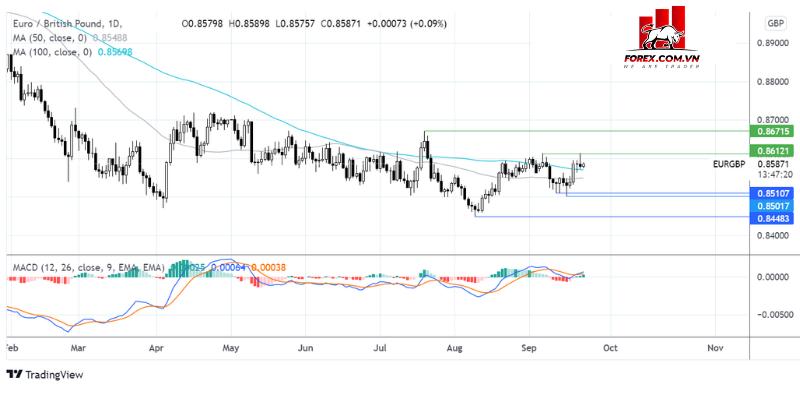 Hai giao dịch cần theo dõi FTSE, EUR GBP 2
