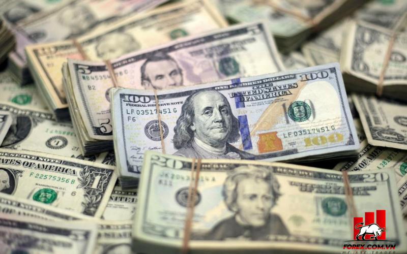 USD trượt giá khi lạm phát đặt ra câu hỏi về thời gian giảm kích thích 1