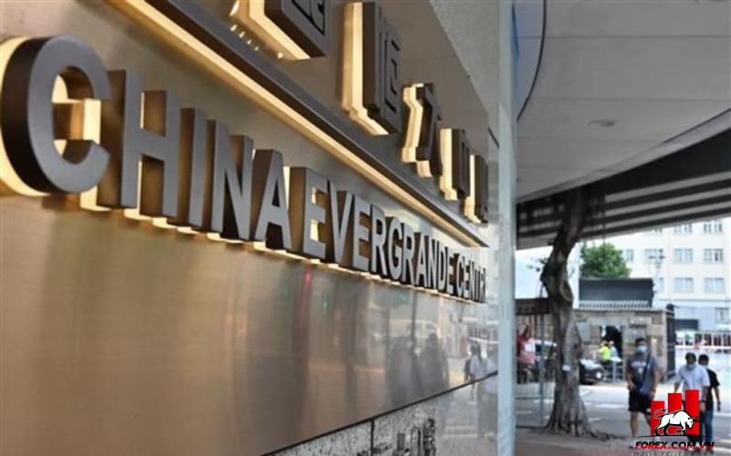 Cổ phiếu Evergrande bị đình chỉ giao dịch ở Hong Kong1