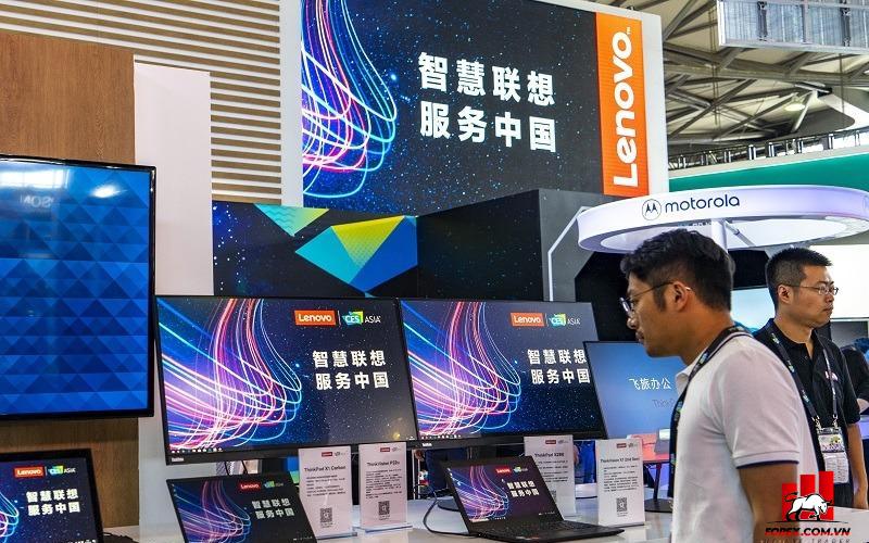 Cổ phiếu Lenovo giảm 17% sau khi rút đơn đăng ký niêm yết tại Thượng Hải 1